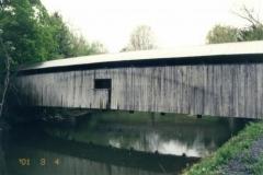 Dimmsville Covered Bridge