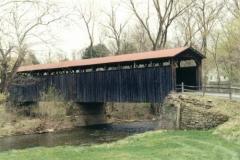 Lehman's Covered Bridge