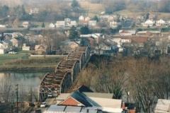 Twin Boroughs Bridge Crossing the Juniata River