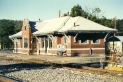 Mifflin Railroad Station on the Tuscarora Line